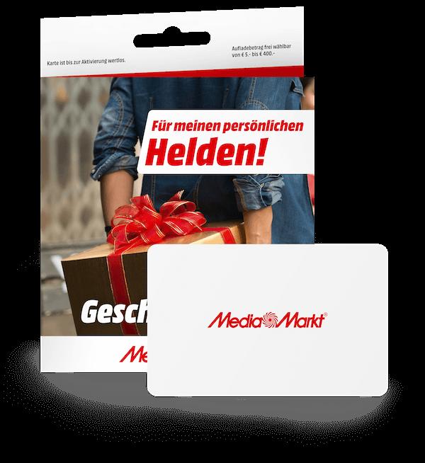 """Geschenkkarte """"Für meinen persönlichen Helden!"""""""